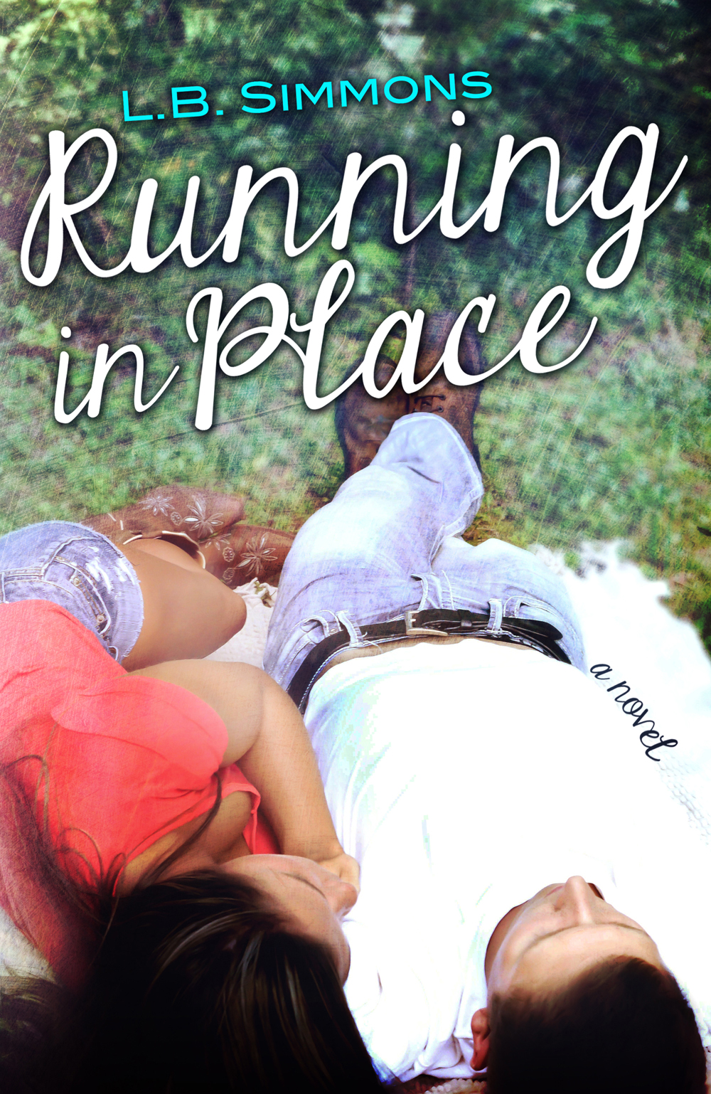 running in place cover