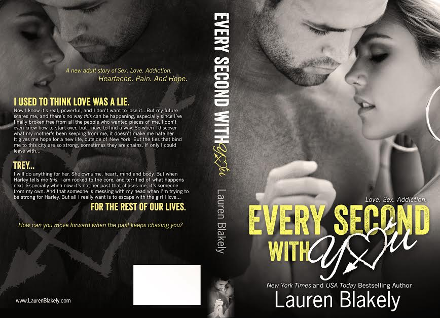 Every Second With You full wrap