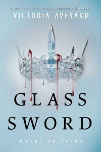 GLASS SWORD RED QUEEN
