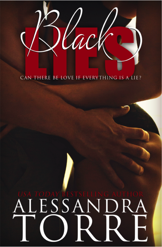 Review: Black Lies by Alessandra Torre - Vilma Iris