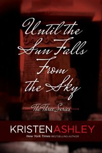 until the sun falls from the sky cover