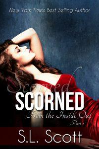 scorned cover