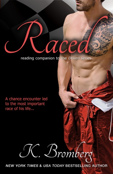 raced cover