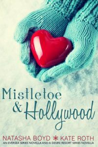mistletoe and hollywood cover