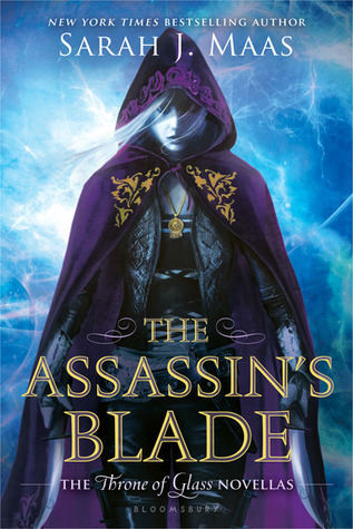 assassin's blade throne of glass