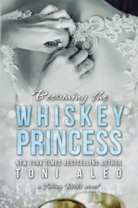 becoming the whiskey princess cover