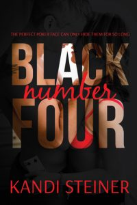black number four cover