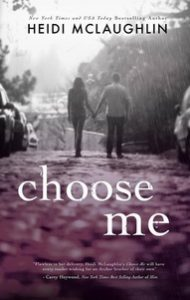 choose me cover