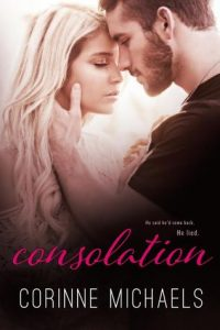 consolation cover