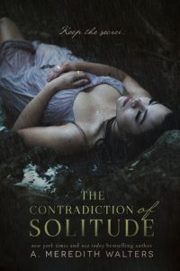 contradiction of solitude cover