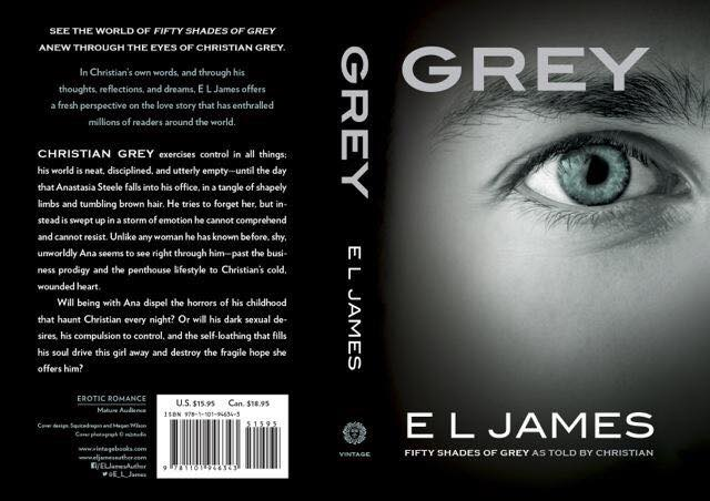 GREY fifty shades