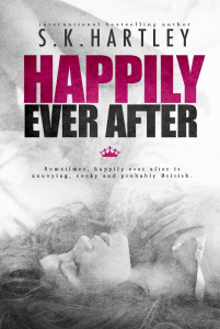 HAPPILY EVER AFTER broken fairytale