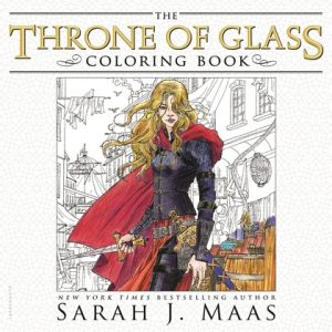 Throne of Glass coloring