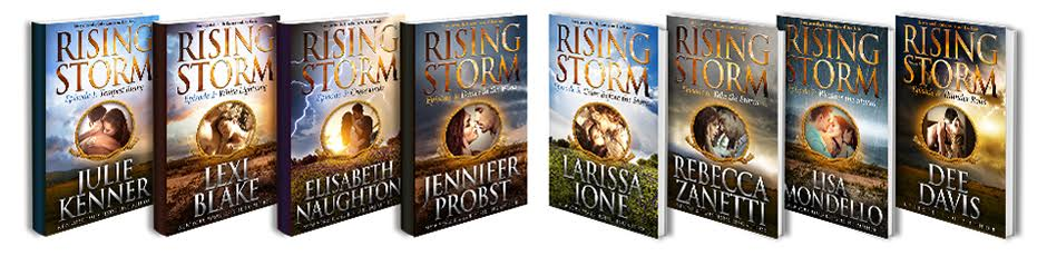 Rising STorm books