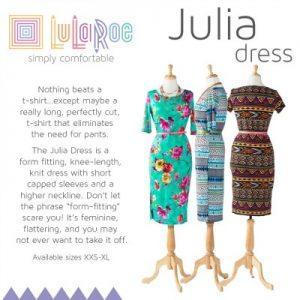 Lularoe Julia
