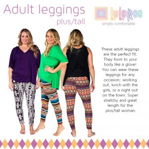 Lularoe Leggings TC