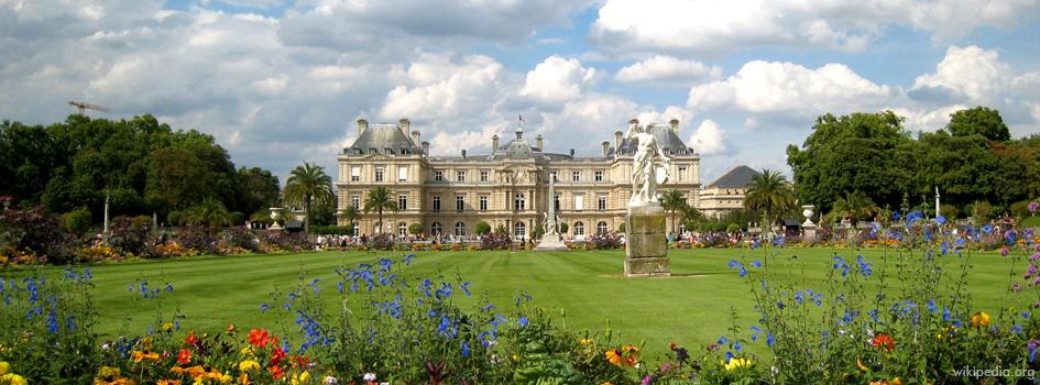 Jardin-du-Luxembourg-Lanscape