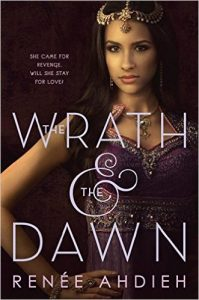 The Wrath & the Dawn paperback