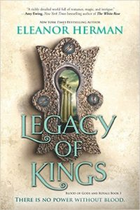 Legacy of Kings blood of gods royals