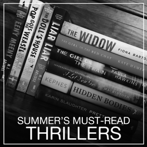 summer thrillers