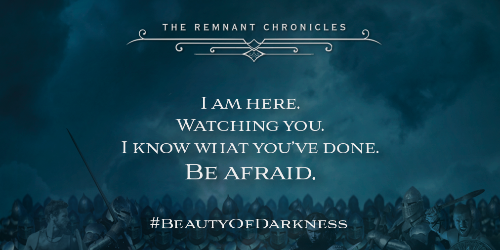 BEAUTY IN DARKNESS QUOTE