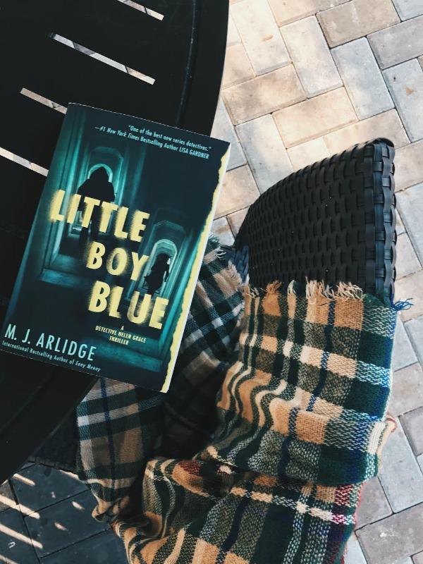 Review: Little Boy Blue (DI Helen Grace) by M J  Arlidge