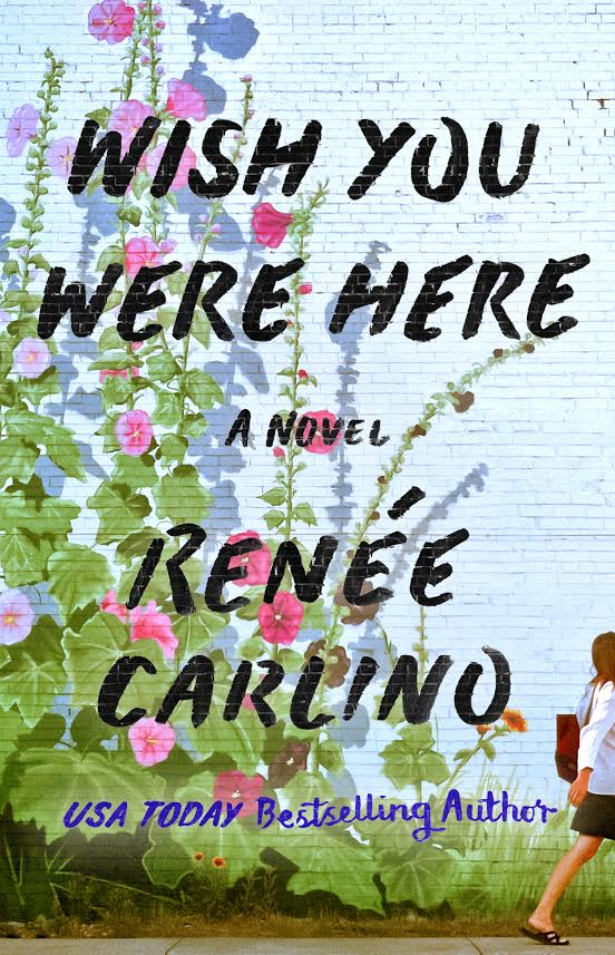 Review + Excerpt: Wish You Were Here