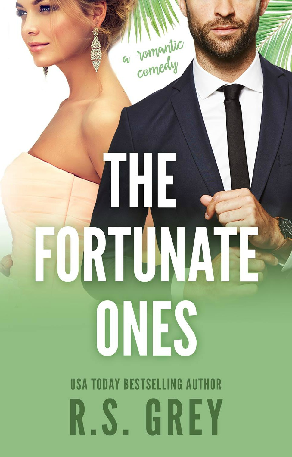Review + Excerpt: The Fortunate Ones