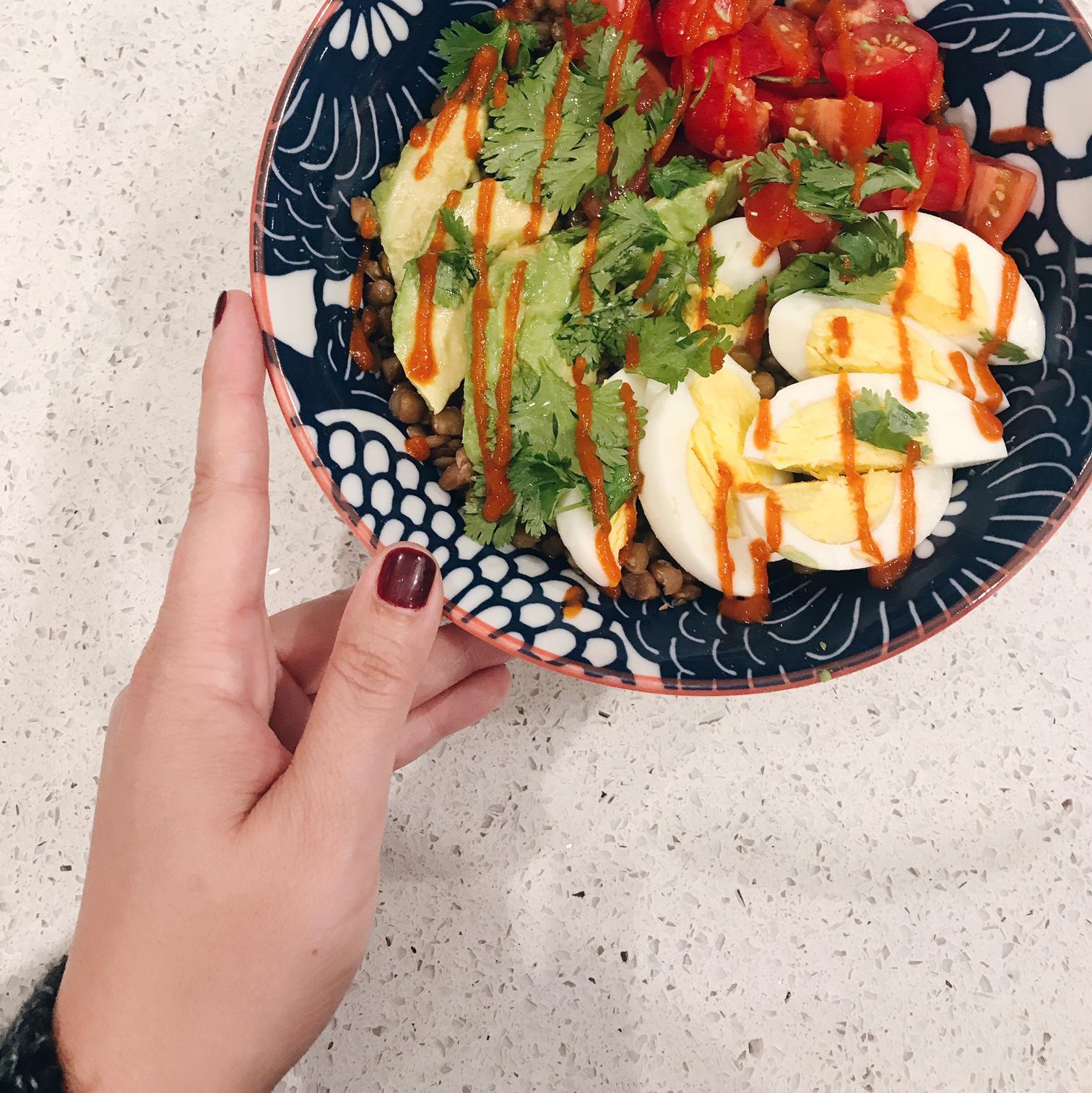 A Few Food Ideas + My Meal Prep