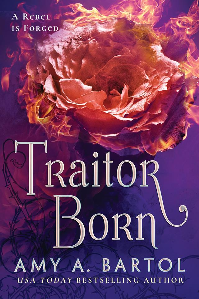 Review: Traitor Born