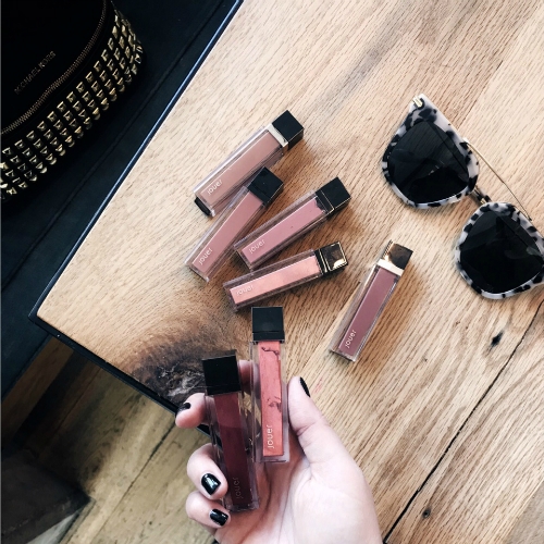 Crushing On: Jouer Liquid Lipsticks