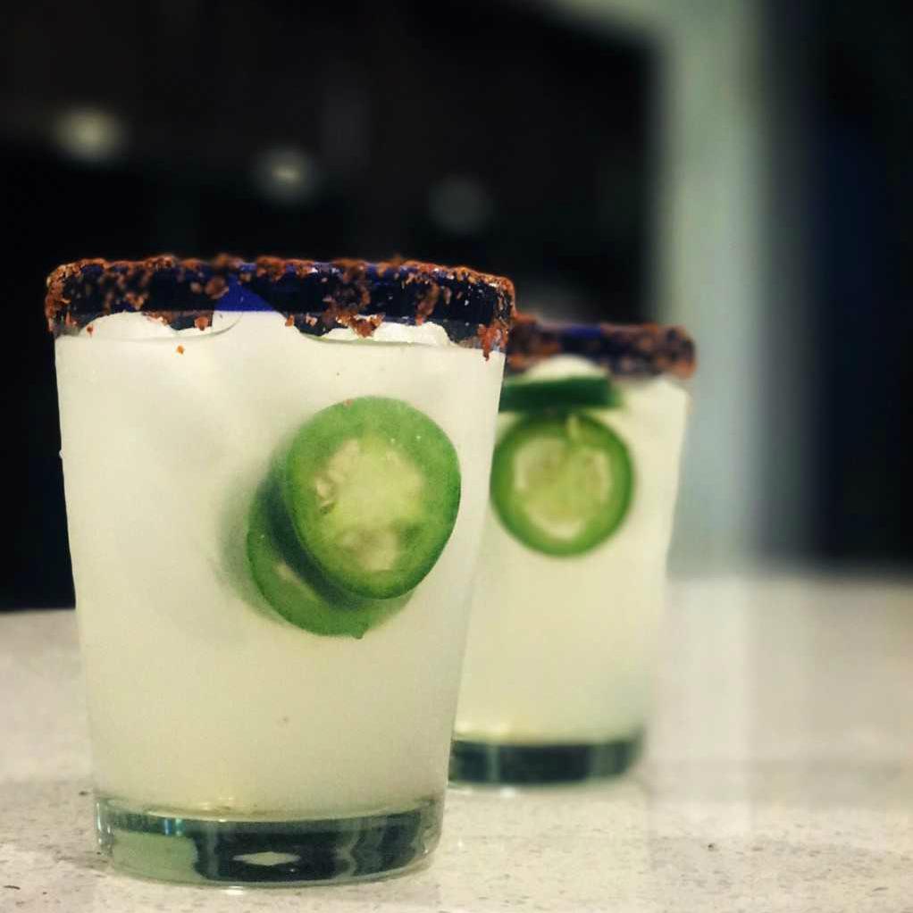 Cocktail Recipe: Spicy Margaritas