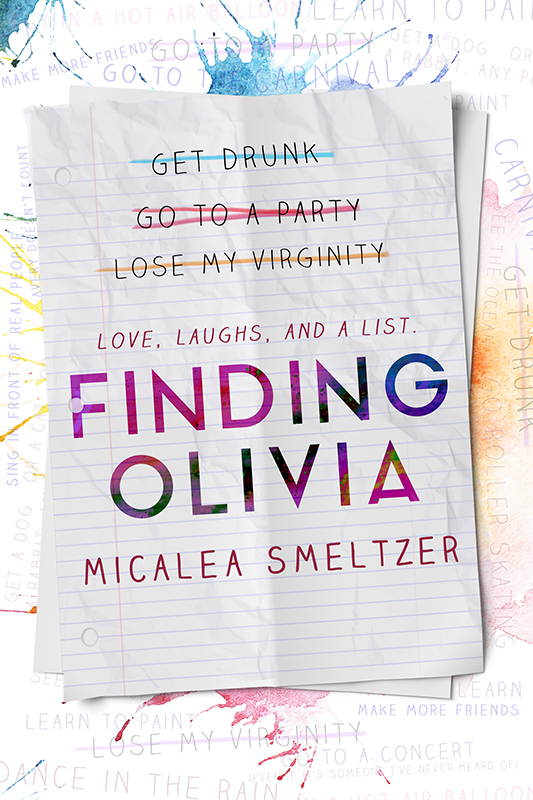 Exclusive Cover Reveals + Excerpt: Trace + Olivia Series