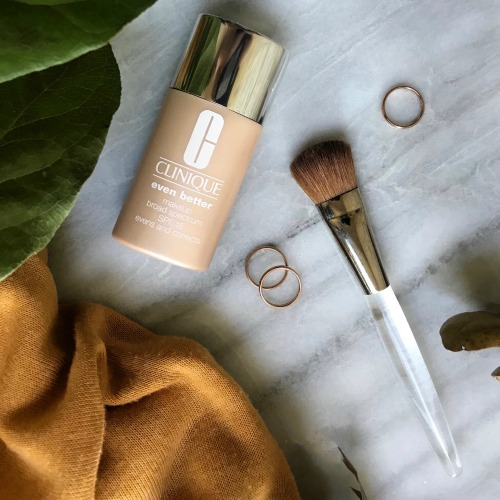 Review: Clinique Even Better Glow Foundation