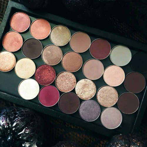 My Eye Shadow Palettes