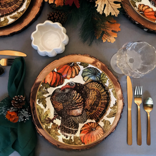 My Thanksgiving Table Setting & Some Tips To Inspire Yours