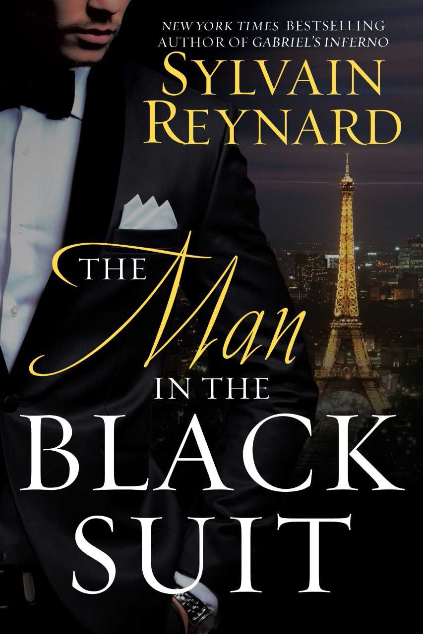 Excerpt: The Man In The Black Suit