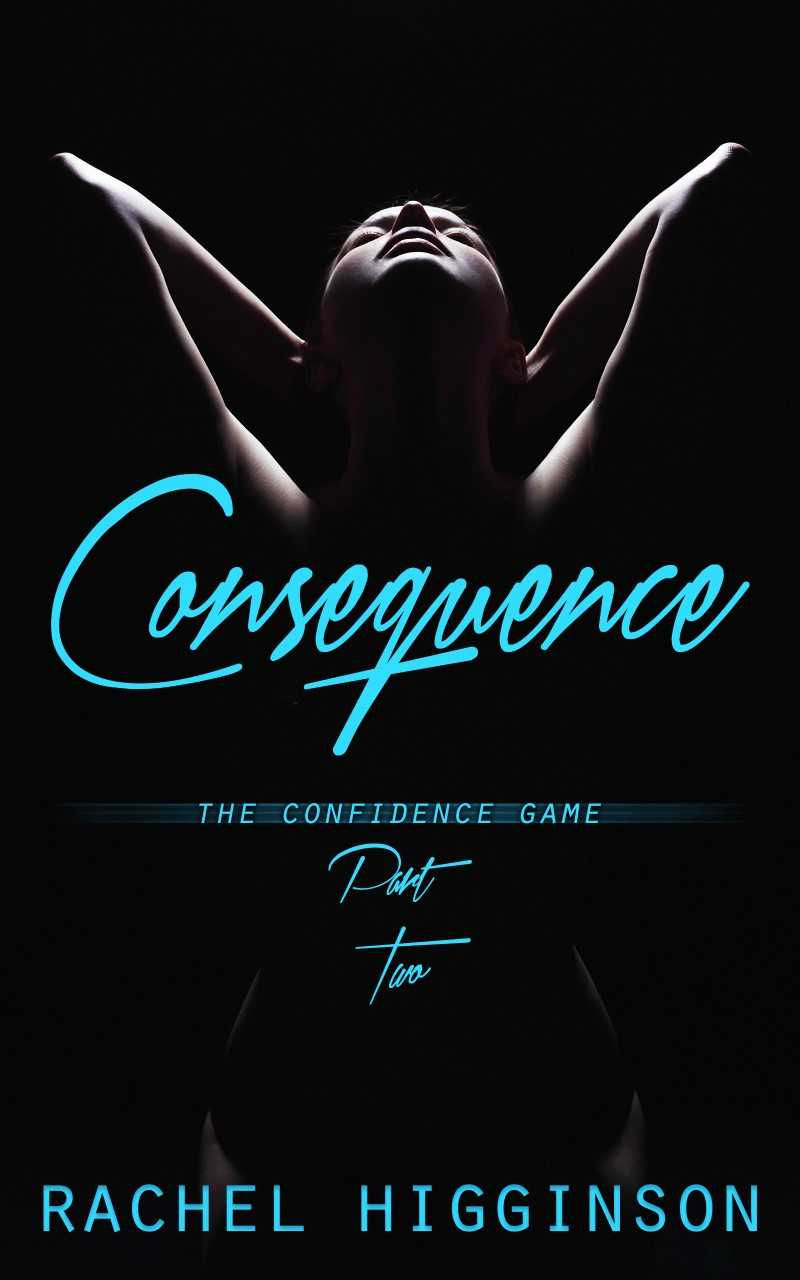 Cover Reveal + Excerpt: Consequence