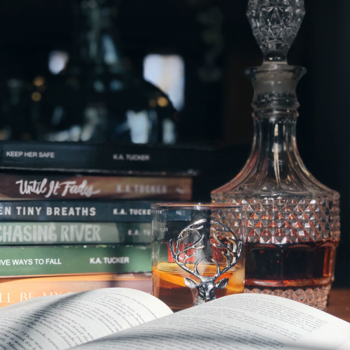 Cocktails + Books? Yes, Please!