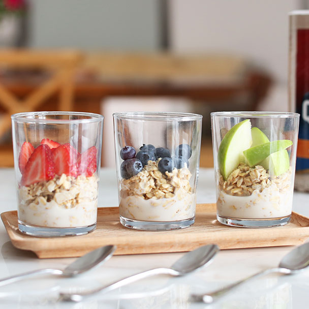My Recipe For Overnight Oats