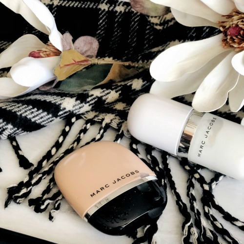Tried It: Marc Jacobs Shameless Foundation