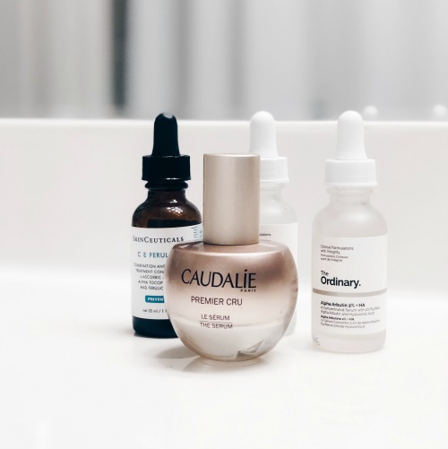 Are You Applying Skincare Products In The Right Order? - Vilma Iris