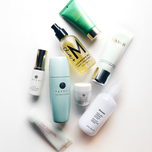 Skincare Faves: Facial Cleansers