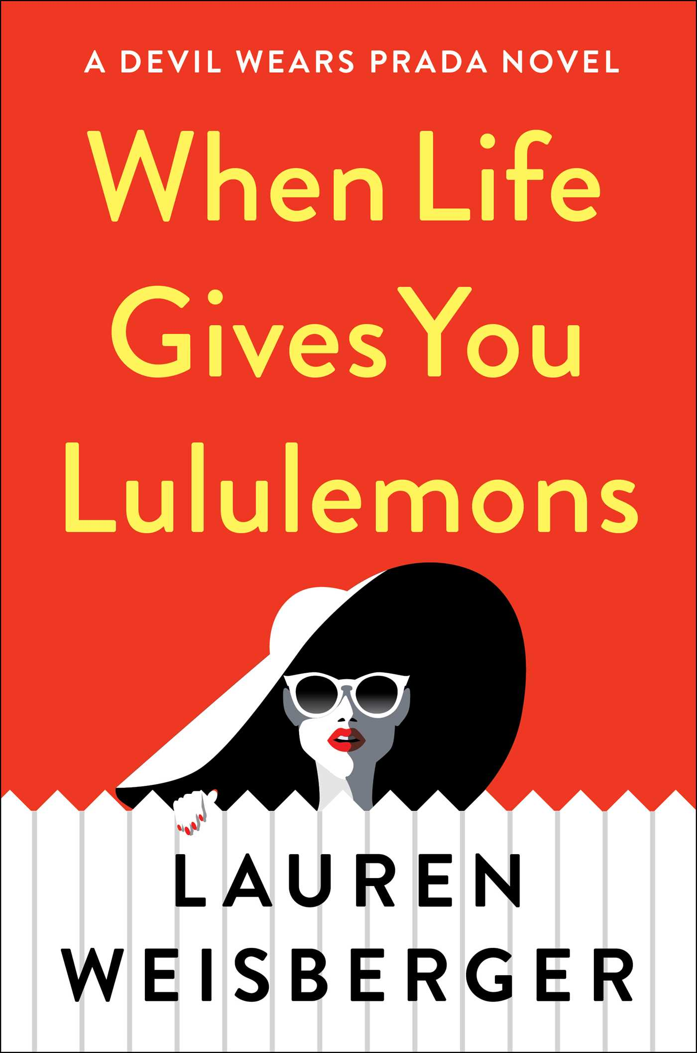 Review + Excerpt: When Life Gives You Lululemons