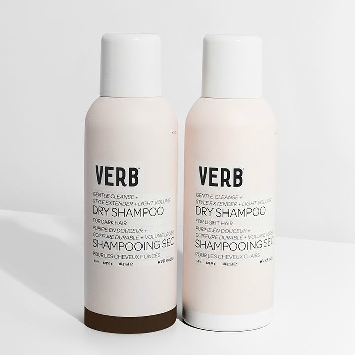 Review: VERB Dry Shampoo Spray