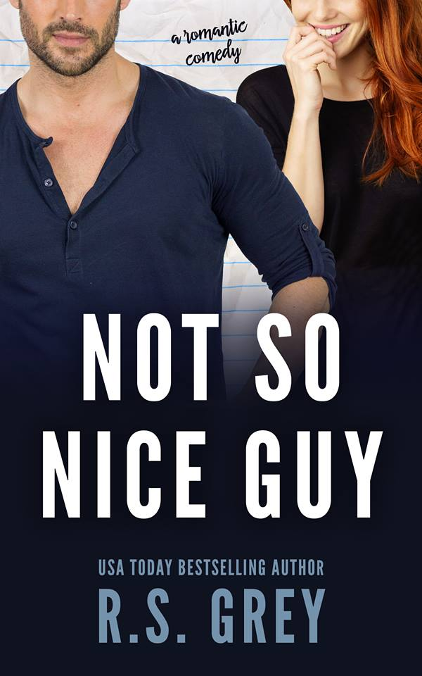 Review + Excerpt: Not So Nice Guy
