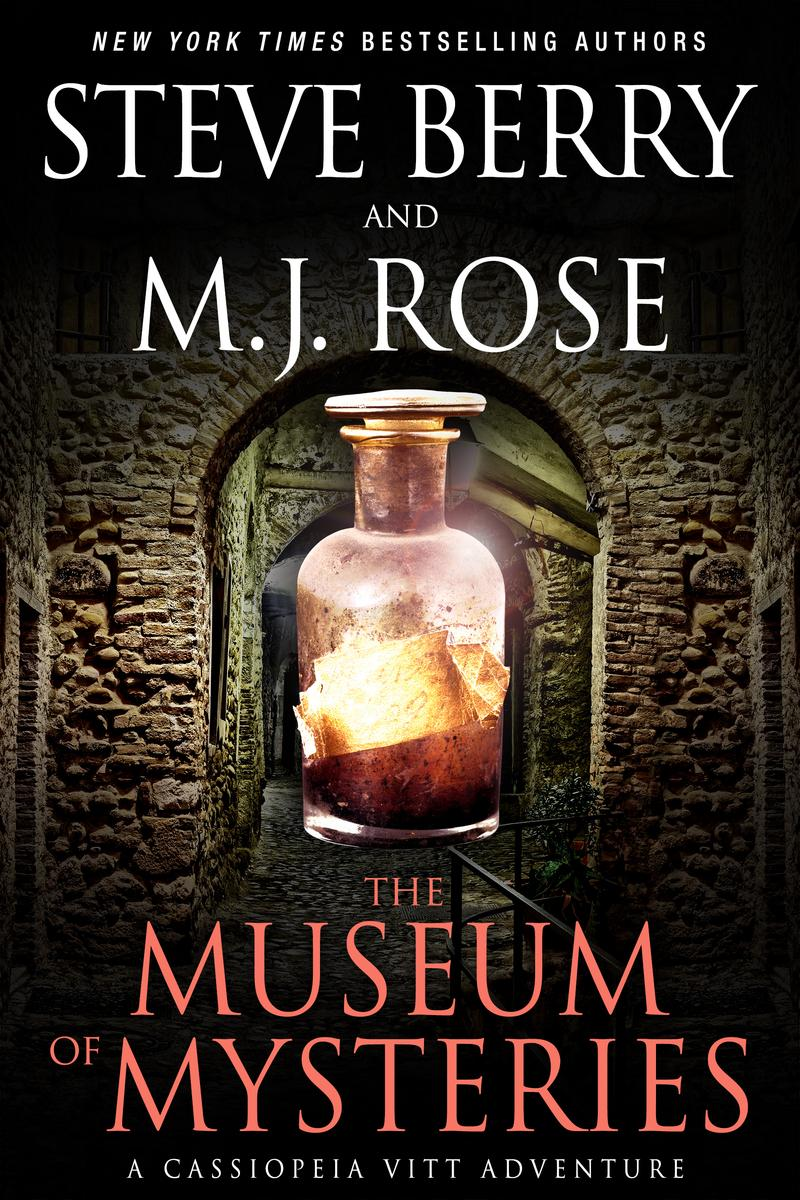 Exclusive Excerpt: The Museum of Mysteries