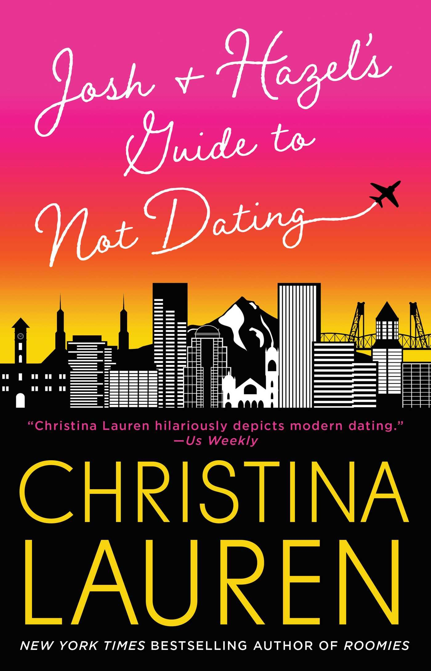 Review + Excerpt: Josh + Hazel's Guide to Not Dating