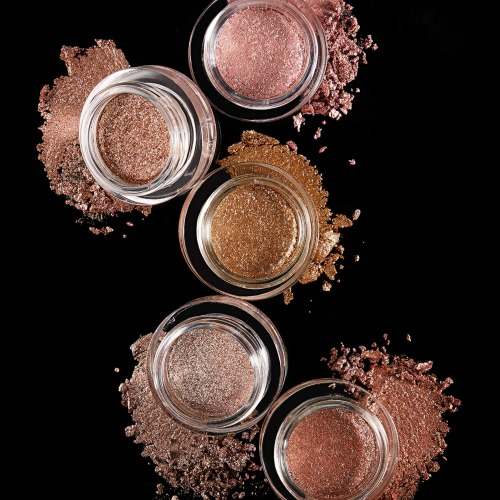 Review: Hourglass Scattered Light Glitter Eye Shadows