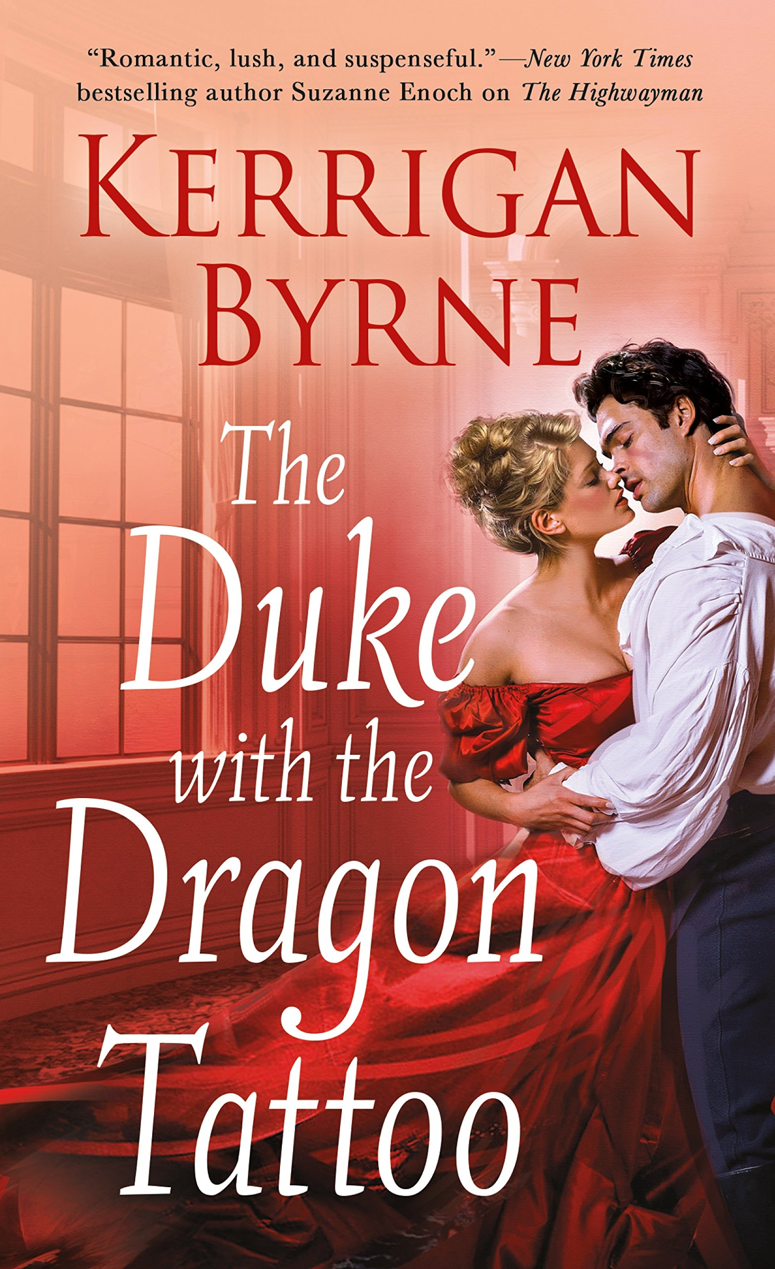 Review + Excerpt: The Duke with the Dragon Tattoo